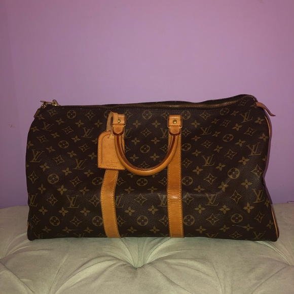 Louis Vuitton Handbags - Louis Vuitton duffel bag